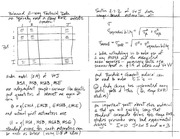 Stat 531 Factorial Data Notes