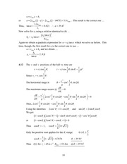 Analytical Mech Homework Solutions 42