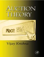 Auction Theory - Vijay Krishna.pdf