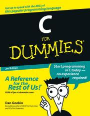 C_for_Dummies__2nd_Edition