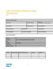 2.7.1 Testing Strategy and Approach-Guide_2009_v07