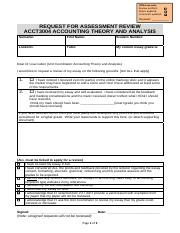 ACCT3004-REQUEST FOR ASSESSMENT REVIEW(1)(1)