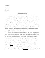 Shakespeare essay #2.docx