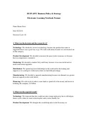 Electronic Learning Notebook.docx