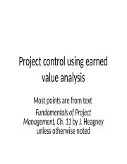Project_control_using_earned_value_analysis_11.ppt