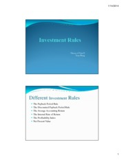 L2 Investment Rules 2
