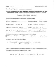 fall 2014 exam answer key Math 151 common exam archive, department of mathematics, texas a&m  university  151 - common exams archive beginning in fall 2017, the syllabus,  content, and textbook for math 151 were changed  spring 2018.