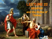 Lecture 21 - Oedipus II