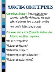 CHP13CompetitiveAdvantage