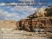 Lecture4_GeologicHistory