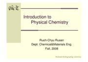 1-Introduction to PChem