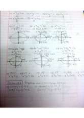 Graphing circles and conics