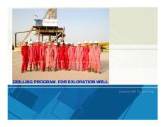 4. Drilling program for exploration well.pdf