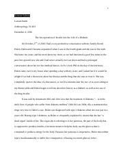 Ant 32 12-05 Interview Essay.docx
