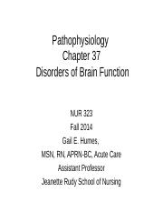 NUR323chapter37STUDENTCOPY-2.ppt