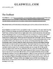 The Coolhunt-Malcolm Gladwell.pdf