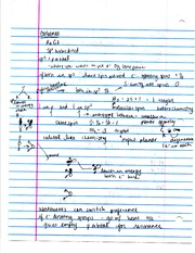 Physical Organic Chemistry Radical Notes