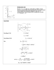 291_Problem CHAPTER 9