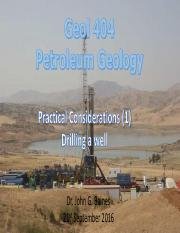 08_ Practical considerations1_Drilling wells