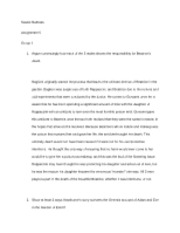 rappaccinis daughter essay