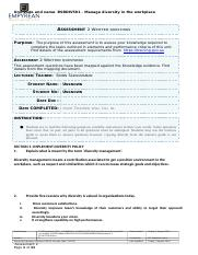 INT000_NAME_BSBDIV501_Assessment2 Written Questions.docx