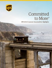 2014-UPS-Corporate-Sustainability-Report-Highlights-Brochure.pdf