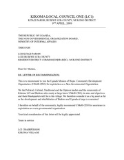 umoh-recommendation-letter-kikoma-local-council-one