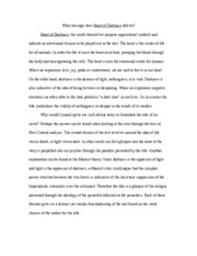 heart of darkness viewed through psychoanalytic and marxist lens 6 pages critical essay
