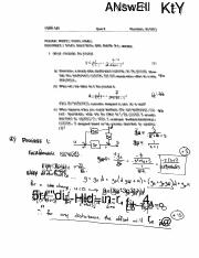 ChBE 440 - FA2012 - Quiz 6 Solutions