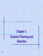 STUDENTS 2&3. SYSTEMS PLANNING AND SELECTION.ppt
