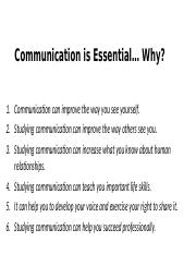 Communication+is+Essential