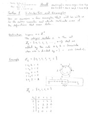 Homework F Solutions on Algebraic Structures and Functions