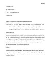 annotated bibolography Comp II.docx