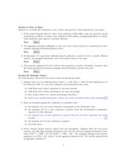 BASD505 Practise Exam Solutions