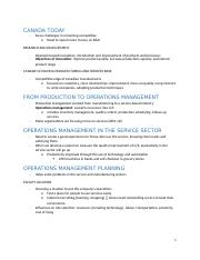CHAPTER 10 - OPERATIONS MANAGEMENT.docx
