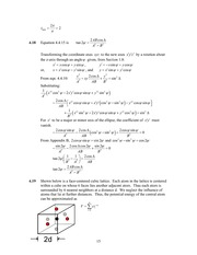 Analytical Mech Homework Solutions 47