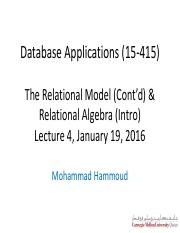 Lecture4-The_Relational_Model-PartII-MHH-19Jan-2016.pdf