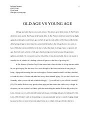 OLD AGE VS YOUNG AGE.docx
