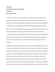 EXAMPLE Writing Assignment Reflection Paper_Mary Smith.docx