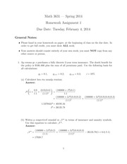 3631-Assignment1Solutions