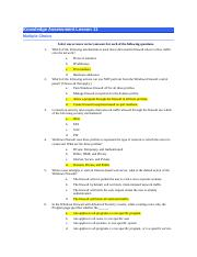 NOS 130-Lesson 11 Knowledge Assessment-Blank.docx