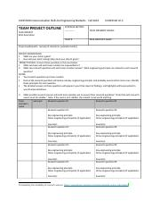 PROJECT OUTLINE FORM J,E,C fall 2016