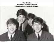 Beatles Week 3 Master Slides