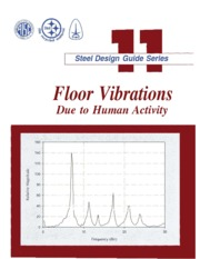 Steel Design Guide 11 - Floor Vibrations