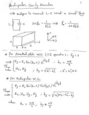 Supp_notes_16_Rectangular Cavity Resonator