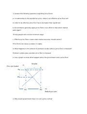 AP Econ week 19 problem set