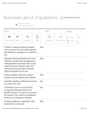 BUA ch.3 questions flashcards | Quizlet