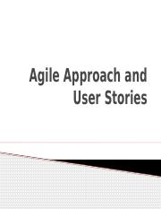 Agile Approach and User Stories.pptx