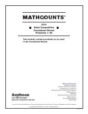 MATHCOUNTS 2014 State Competition - CDR.pdf