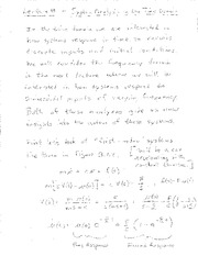 Lecture 8 Notes - Time Domain